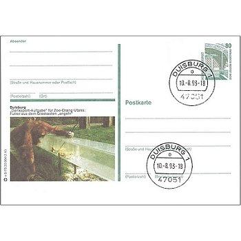 47051 Duisburg - Bildpostkarte