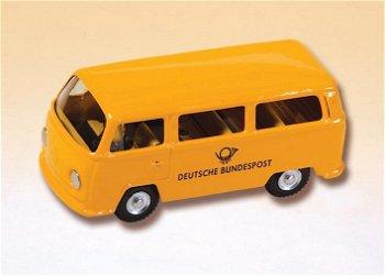 "Blechmodell:VW T2 Bus ""Deutsche Bundespost""(Kovap, 1:32)"