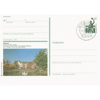 5560 Wittlich - Bildpostkarte