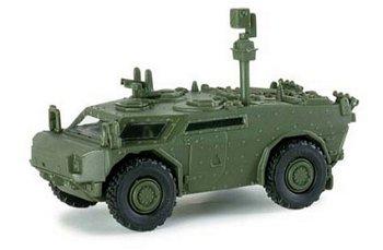Militaria-Modell:Spähwagen - Fennek -(Herpa, 1:87)