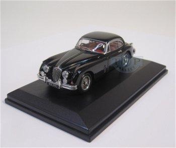 ModellautoJaguar XK 150 Coupé, schwarz(Oxford, 1:43)