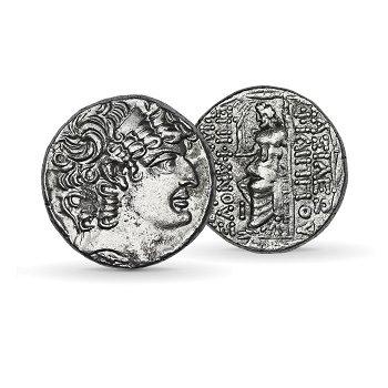 Der Untergang des Seleukidenreiches - Silbermünze, Tetradrachme