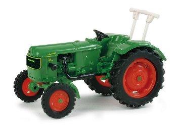 Modell-Traktor:Deutz D 40 L, grün(Herpa, 1:87)