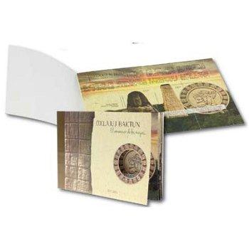 Maya-Kultur - Briefmarken-Heftchen postfrisch, Guatemala