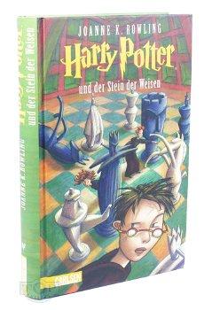 Buch:Harry Potter und der Stein der Weisen(Joanne K. Rowling)