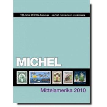 MICHEL Briefmarken-Katalog Übersee, Mittelamerika 2010
