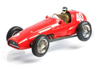 Modellauto:Ferrari 625 - Mike Hawthorn -(Vitesse, 1:43)