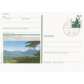 8132 Bad Wiessee - Bildpostkarte
