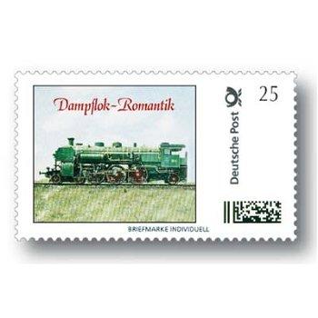 Dampflok-Romantik 1 - Marke Individuell postfrisch, Deutschland