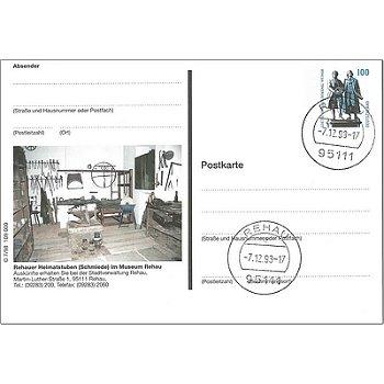 8673 Rehau - Bildpostkarte