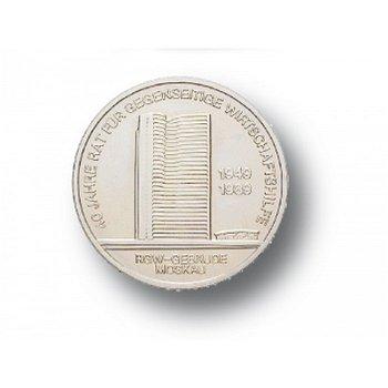 10-Mark-Münze 1989, 40 Jahre RGW, DDR