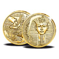 Magie des Goldes: Das Gold der Pharaonen, 100 Euro-Goldmünze 2020, Österreich