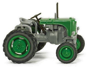 Modell-Traktor:Steyr 80 von 1949, grün(Wiking, 1:87)
